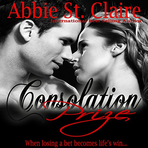 Consolation Prize audiobook cover art