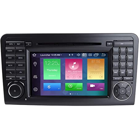 Zltoopai Auto Multimedia Player Für Mercedes Benz Gl Ml Class W164 X164 Ml350 Ml450 Ml500 Gl320 Gl450 Android 10 Octa Core 4g Ram 64g Rom 7 Double Din Auto Radio Audio Stereo