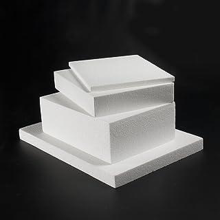Poliestireno expandido Blanco de 50 mm 50 x 50 cm