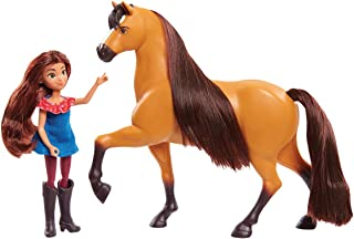 Spirit Just Play Spirit Collector Doll and Horse Set, Multi-Colour, 39238