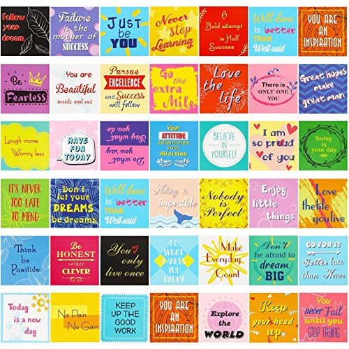 160 Pieces Inspirational Quote Cards Motivational Quote Cards Kindness...