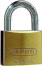 ABUS ABU6545 Hangsloten, Bruin