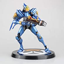 ZDNALS Overwatch Toy Statue Pharah Game Model PVC Static Character Statue Decoration Collectible-24CM Statue