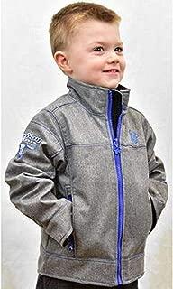 Cowboy Hardware Boys Grey Tech Woodsman Jacket - 391104-034