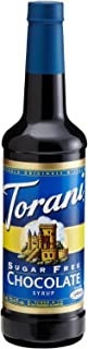Best chocolate flavored syrup Reviews