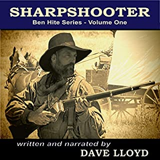 Sharpshooter audiobook cover art