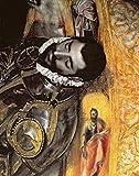 Kunstdruck/Poster: EL Greco Detail of The Burial of Count