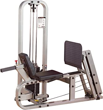 Body Solid Pro Club Line SLP500G2 Leg Press with 210-Pound Weight Stack