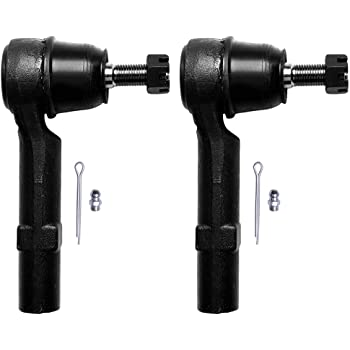 2 OUTER TIE ROD END SET FOR GMC ACADIA 2007-2012