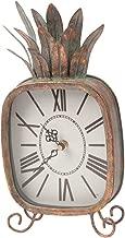 Foreside FCTT04217 Pineapple Tabletop Clock