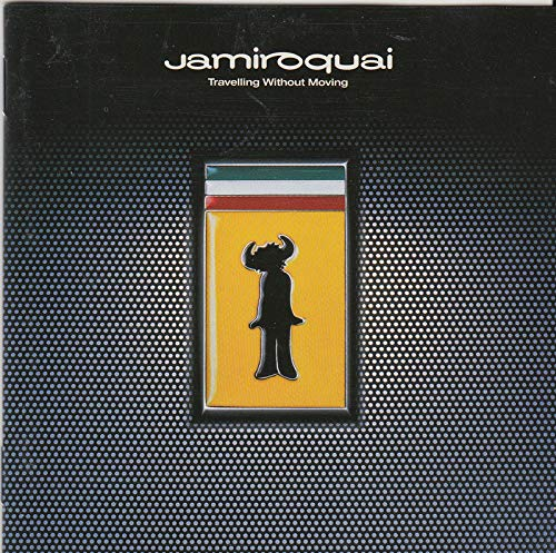 Funky Sounds incl. Cosmic Girl (CD Album Jamiroquai, 12 Tracks)