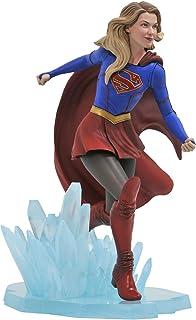 DIAMOND SELECT TOYS DC Gallery:Dctv Supergirl Pvc 乙烯树脂人偶