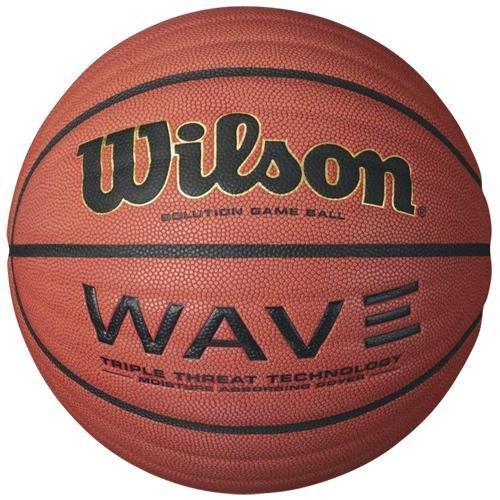 Best Review Of Wilson Indoor Faux Leather Basketball in Brown