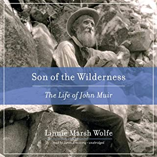 Son of the Wilderness audiobook cover art
