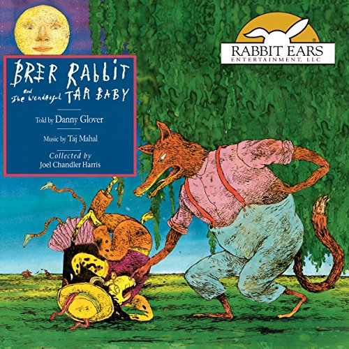 Brer Rabbit and the Tar Baby audiobook cover art