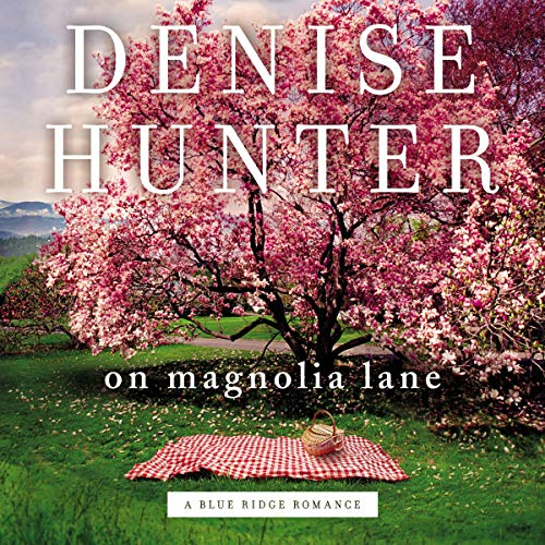 On Magnolia Lane audiobook cover art