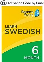 rosetta stone swedish