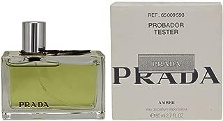 Prada Amber by Prada for Women - 2.7 oz EDP Spray (Tester)