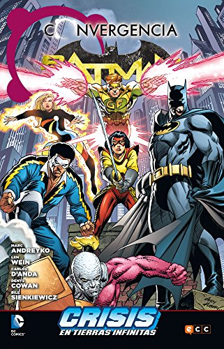 Batman converge en Crisis en las Tierras Infinitas