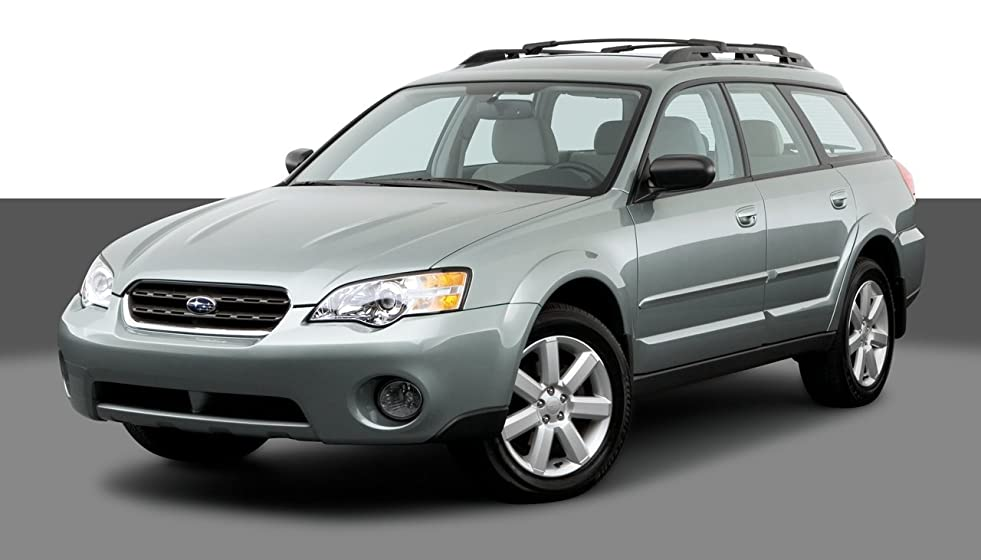 Amazon Com 2006 Subaru Outback Reviews Images And Specs Vehicles