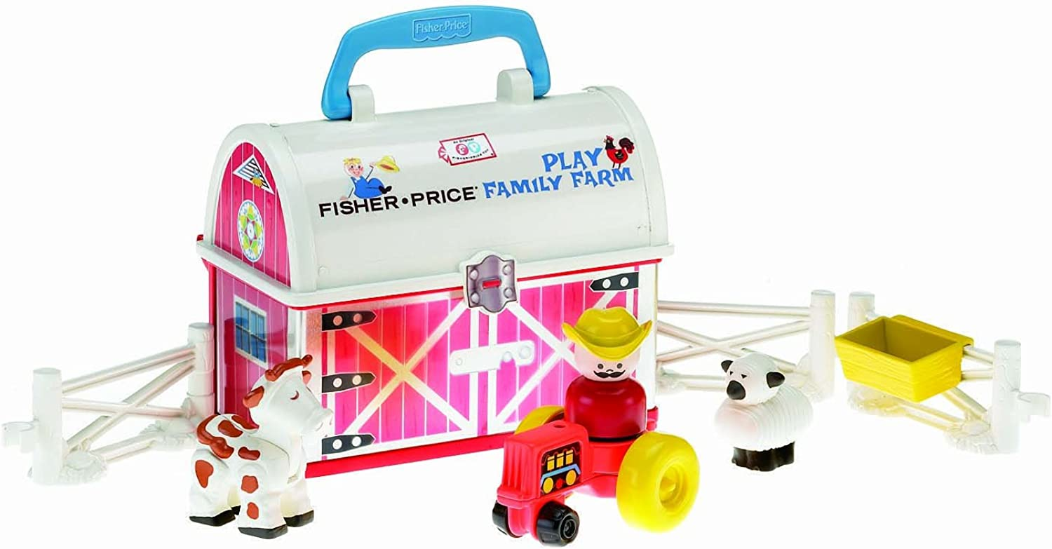 cómodamente Fisher-Price Fisher-Price Fisher-Price Little People Jugar 'n Go Farm by Fisher-Price  Web oficial