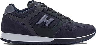 Hogan Sneaker Uomo H321 Blu HXM3210Y851N8L647F