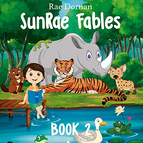 SunRae Fables, Book 2 audiobook cover art