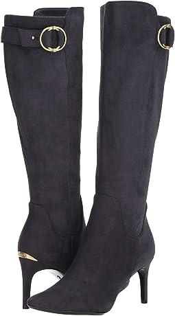 b5b7d718e75 Shoes · Boots · Women. Black Kid Suede Neoprene. 278. Calvin Klein. Priya.   45.80MSRP   229.00. Deep Navy