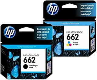 HP 662 Ink Combo