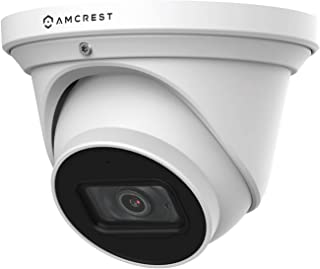 Amcrest ProHD 4K Dome Outdoor Security Camera, 4K (8-Megapixel), Analog Camera, 164ft Night Vision, IP67 Weatherproof Hous...
