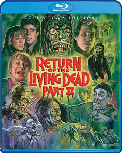 Return Of The Living Dead Part II [Collector's Edition] [Blu-ray]