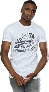 Elton John Men's Bennie and The Jets T-Shirt