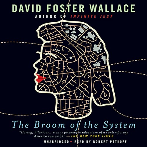 The Broom of the System audiobook cover art