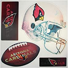NFL Arizona Cardinals 3D Multi magnetic