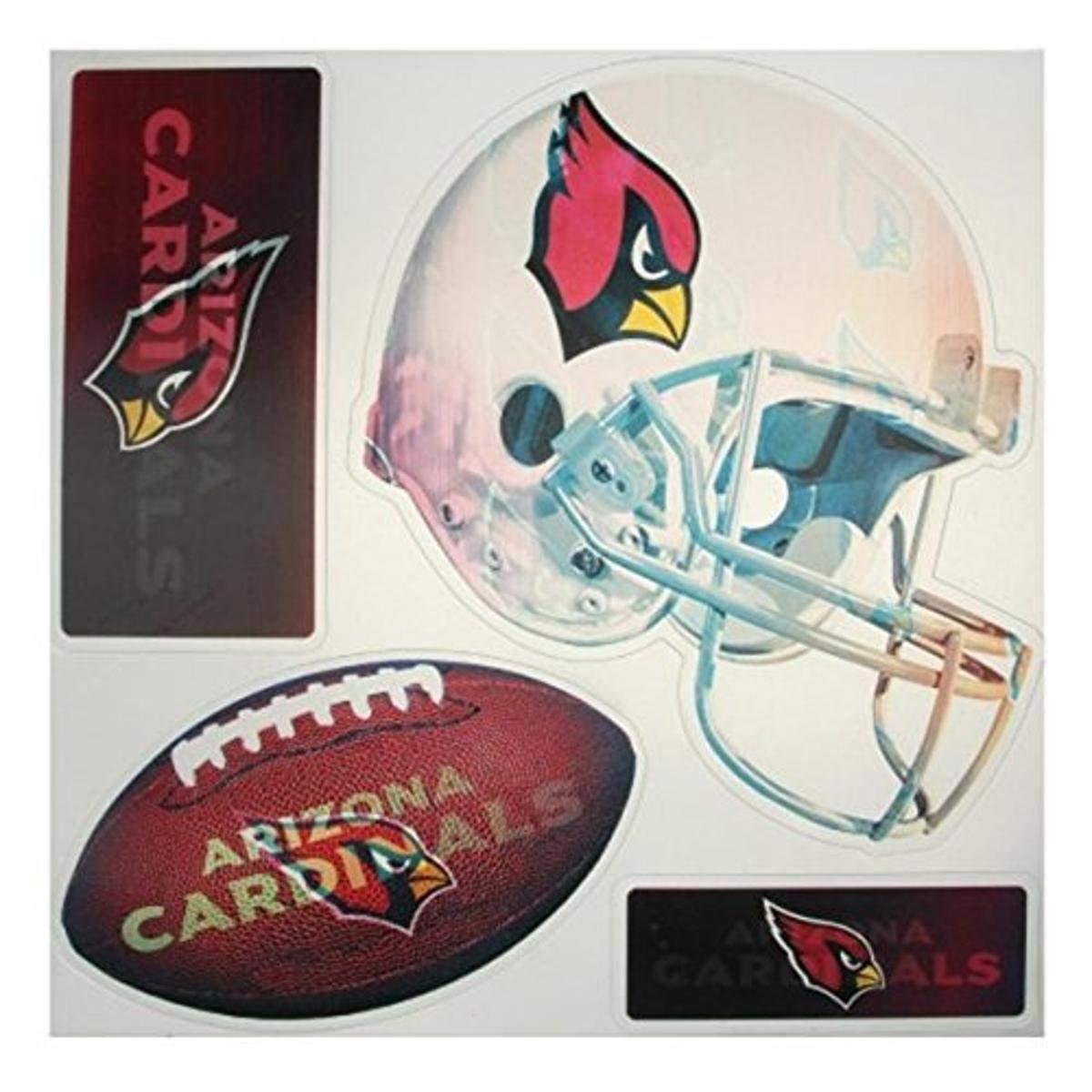 NFL Arizona Cardinals 3D Multi Magnet