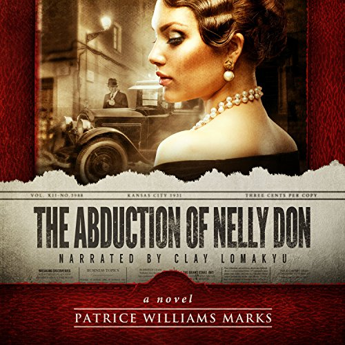 The Abduction of Nelly Don audiobook cover art