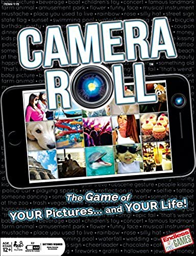 Camera Roll-The Game of Your Pictures and Your Life Action Game by Endless Games