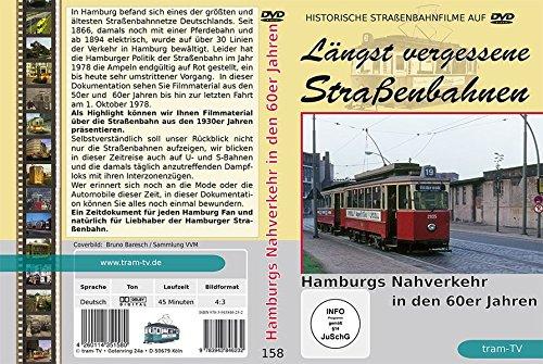 Hamburgs Nahverkehr in den 60er Jahren