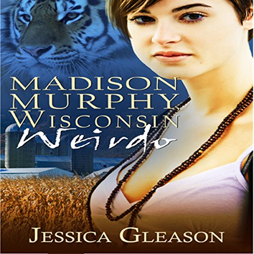 Madison Murphy Wisconsin Weirdo audiobook cover art