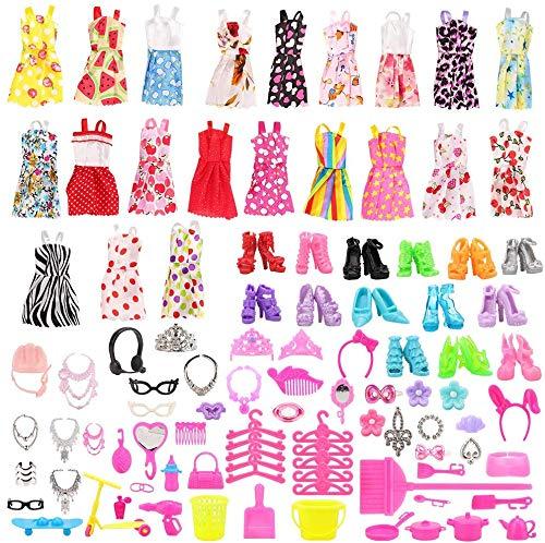 Complementos Barbie Marca Miunana