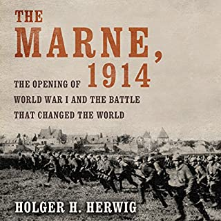 The Marne, 1914 cover art
