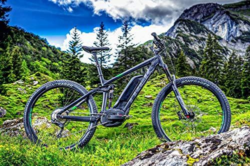 Jochen Schweizer Geschenkgutschein: E-Mountainbike Tour im Ötztal