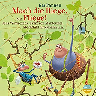Mach die Biege, Fliege! Titelbild