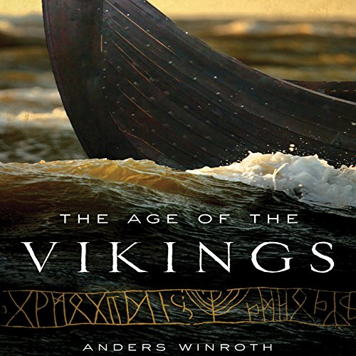 The Age of the Vikings audiobook cover art