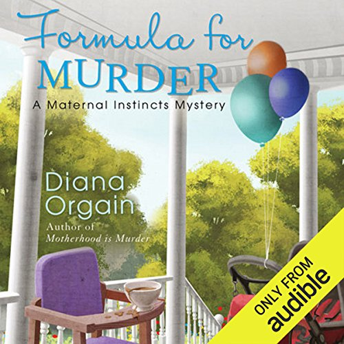 Formula for Murder cover art