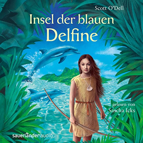 Insel der blauen Delfine Titelbild