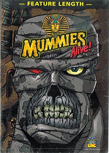 Mummies Alive! The Legend Begins