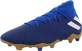 Nemeziz 19.3 FG Cleat - Men's Soccer Football Blue/White/Core Black