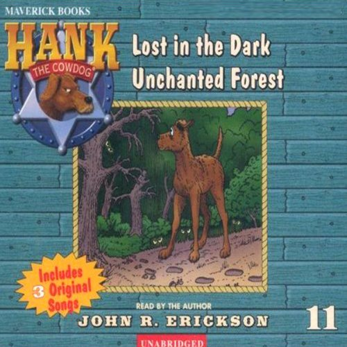 Lost in the Dark Unchanted Forest cover art
