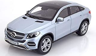 1/18 Mercedes Benz GLE Coupe DIECAST MODEL CAR (BROWN)